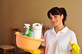 Rely on the professional cleaners in London to thoroughly clean your property