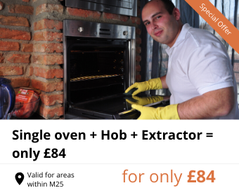 Single oven + Hob + Extractor for only £84 instead of £100
