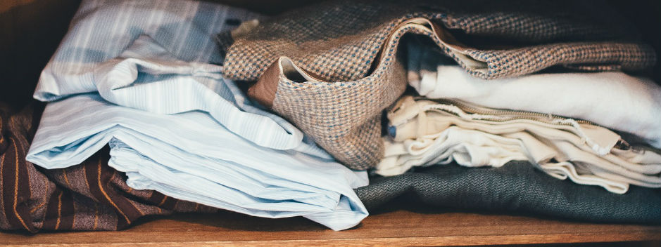 Our Top Tips for Closet Organisation
