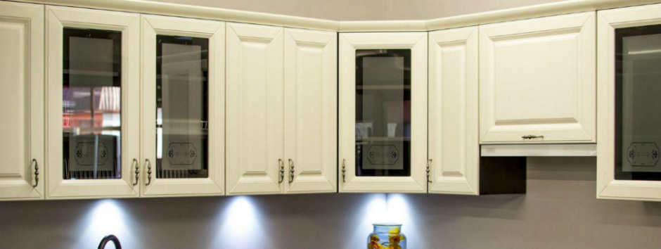 How to clean kitchen cupboards