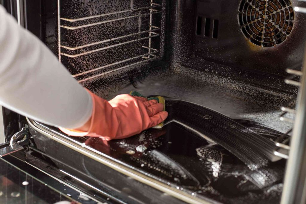 Oven Cleaning Bermondsey