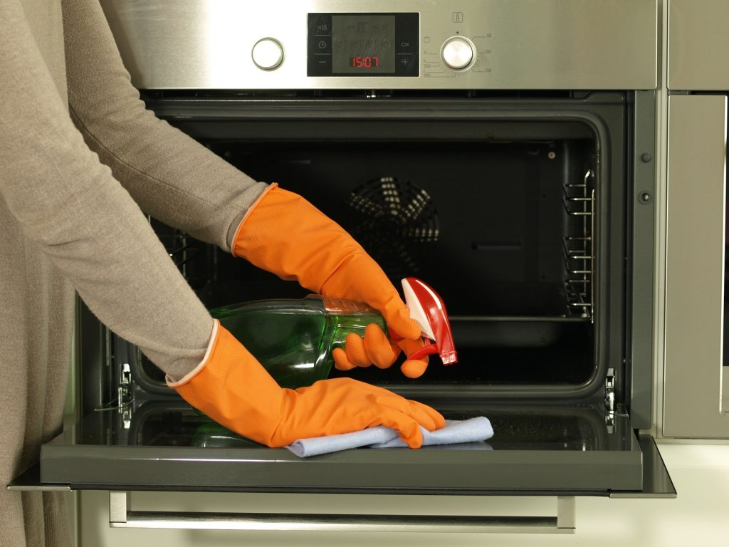 Oven Cleaning Brentford