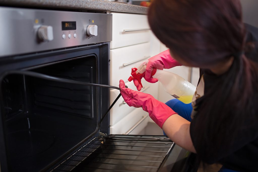 Oven Cleaning Golders Green