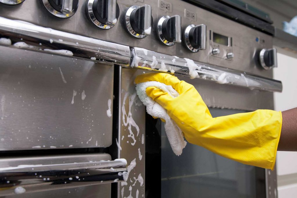 Oven Cleaning Putney