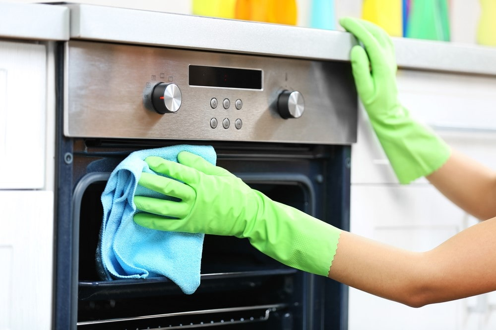Oven Cleaning Wallington