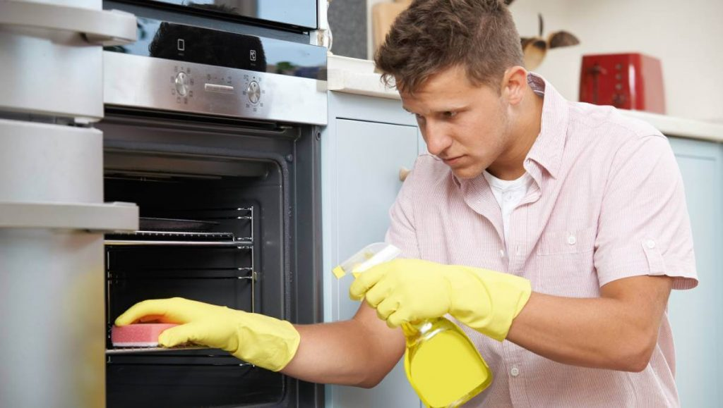 Oven Cleaning Bethnal Green